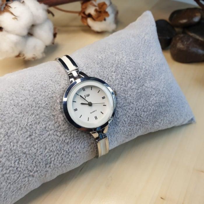 ceas dama elegant cu bratara metalica 0