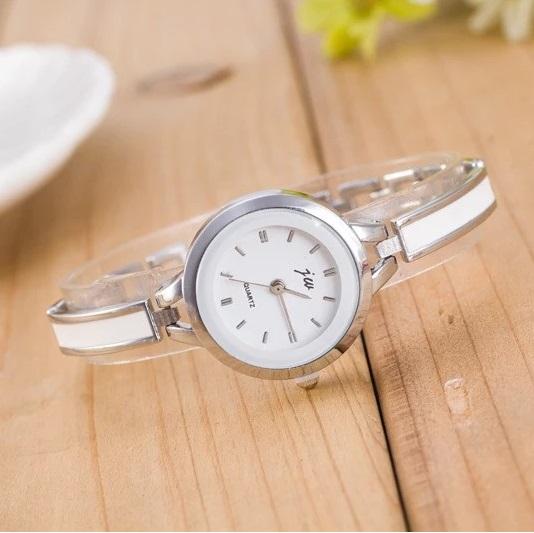 ceas dama elegant cu bratara metalica 3