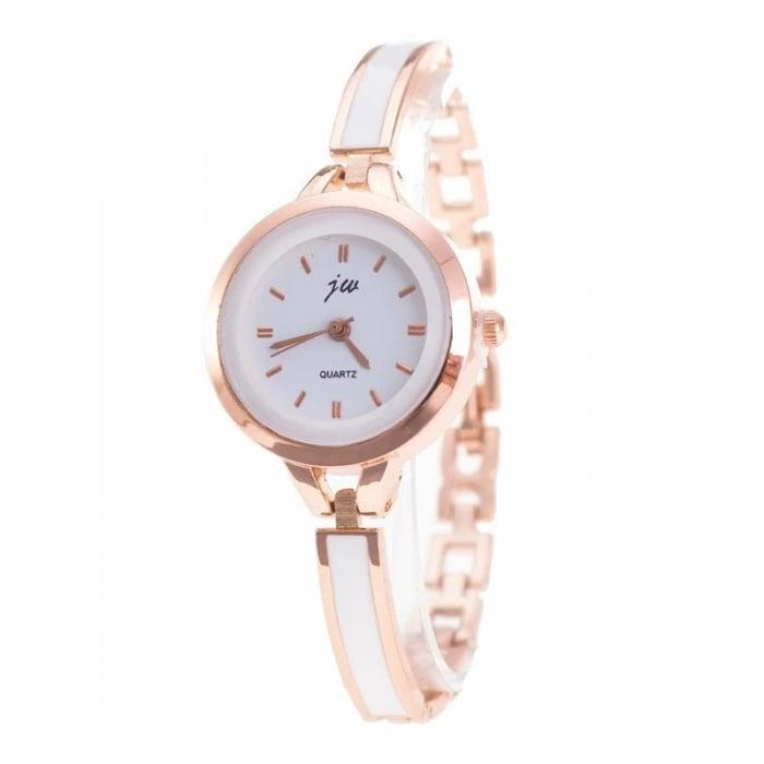 ceas dama elegant cu bratara metalica [2]