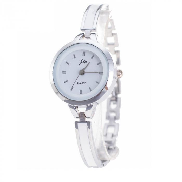 ceas dama elegant cu bratara metalica 7