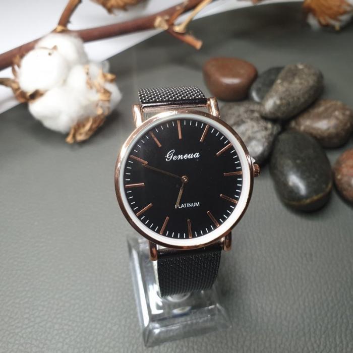 ceas dama elegant, curea silicon 6