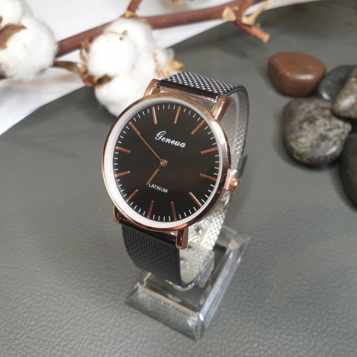 ceas dama elegant, curea silicon 3