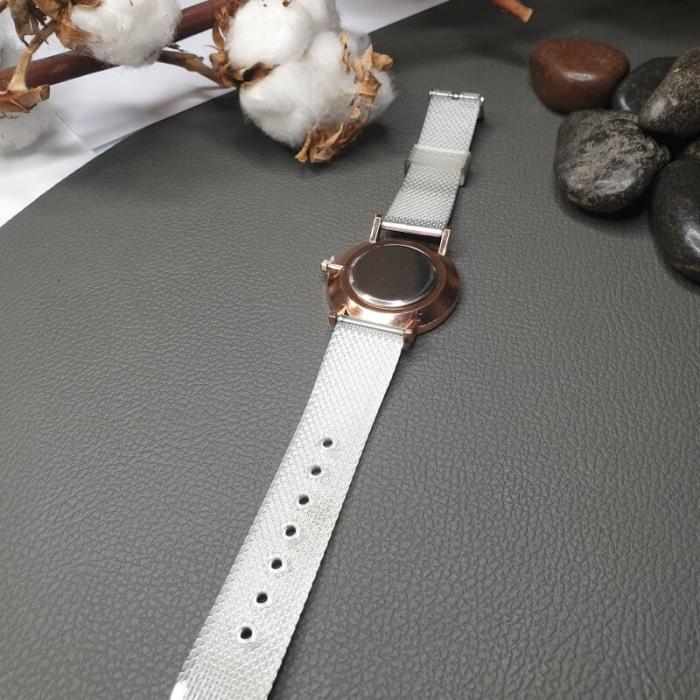 ceas dama elegant, curea silicon 5