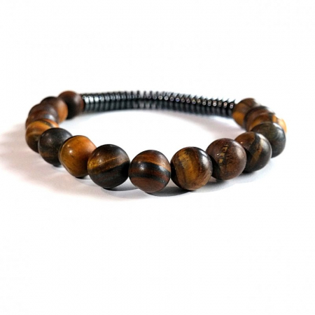 Bratara Tiger Eye0