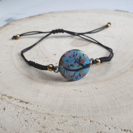 Bratara handmade charm C30