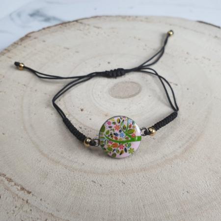 Bratara handmade charm C50