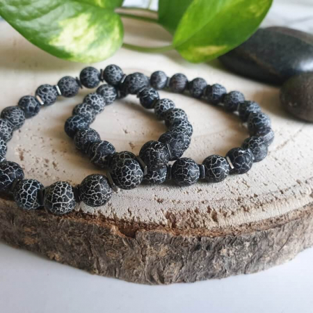 Bratara handmade din pietre semipretioase [3]