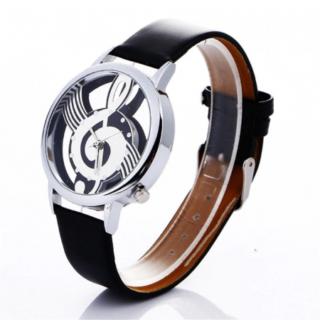 ceas dama cu cadran sub forma de cheia sol [2]