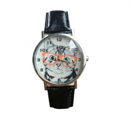 Ceas pisca pe cadran, ceas de dama ieftin