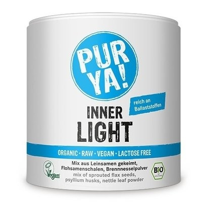 Mix detoxifiant - Inner Light - pudra raw bio 180g 0