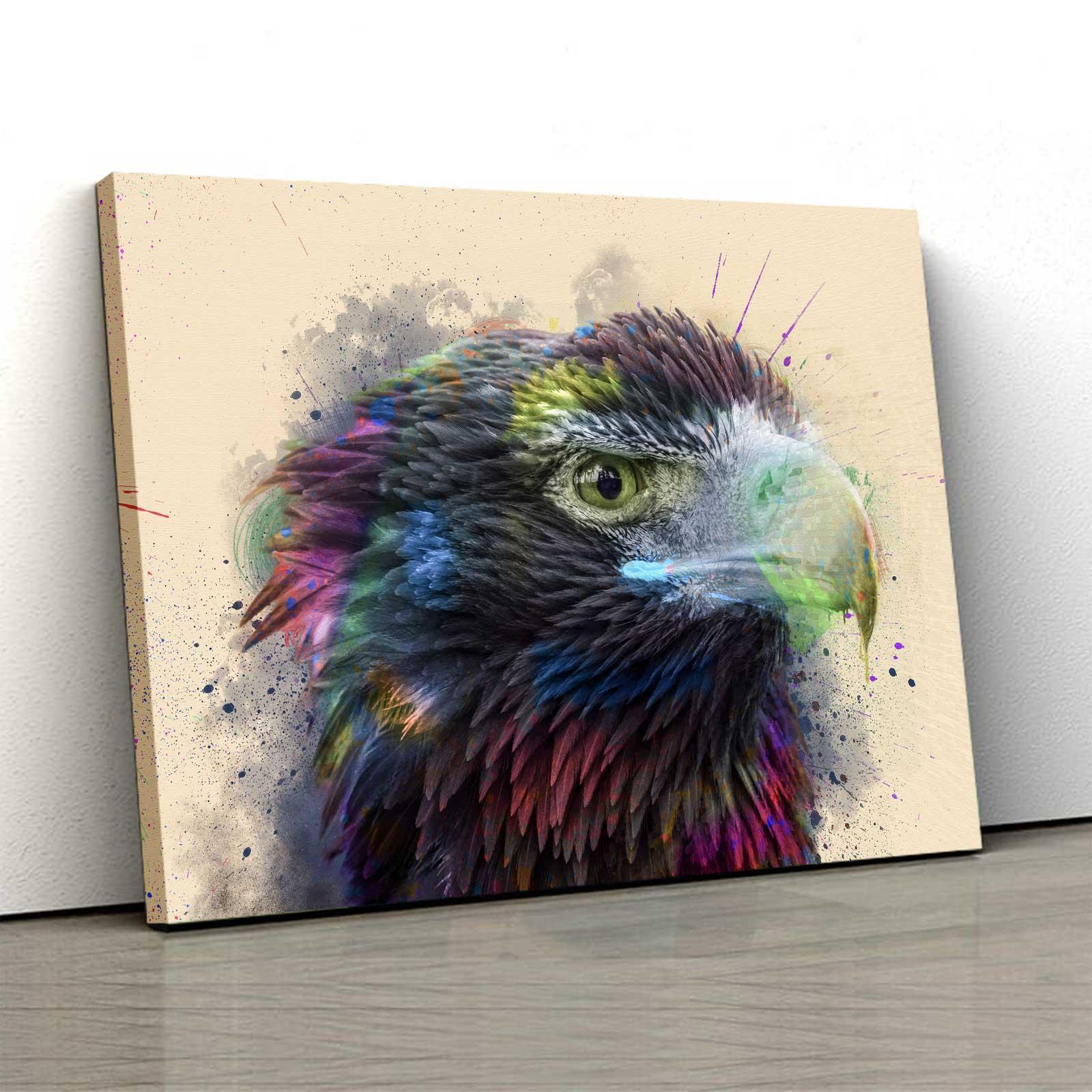 Tablou Canvas - Vultur 0