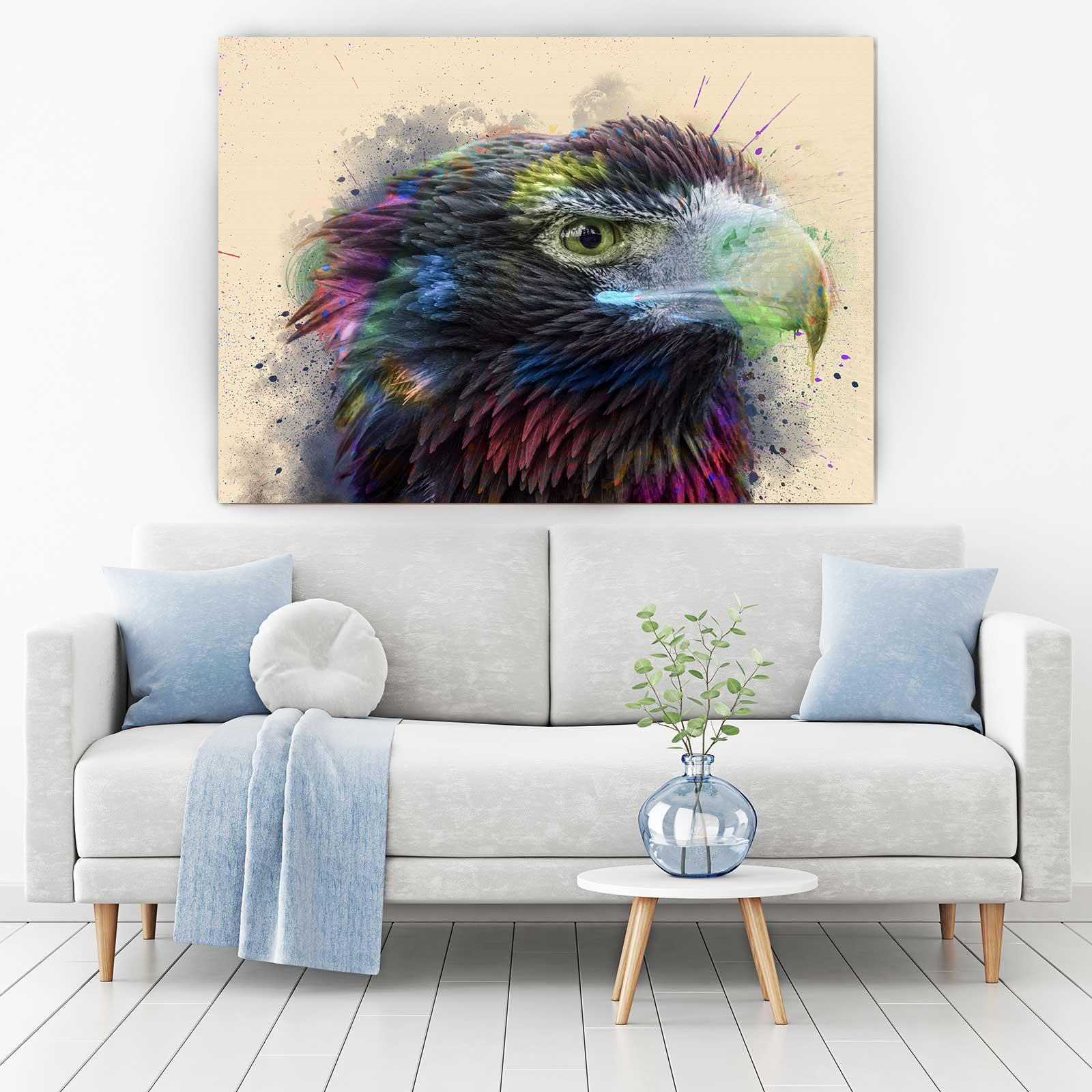 Tablou Canvas - Vultur 1
