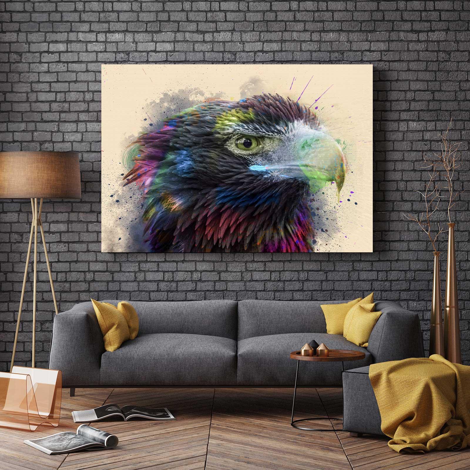 Tablou Canvas - Vultur 2