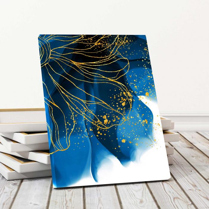 Tablou Canvas - Elegant Lines 3 0