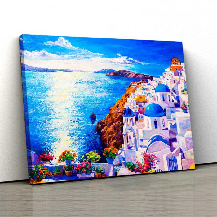 Tablou Canvas Grecia [0]