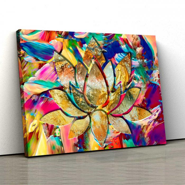 Tablou Canvas - Meditation 0