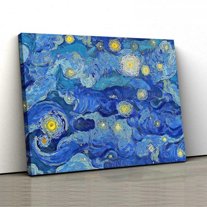 Tablou Canvas -  Night Impression 0
