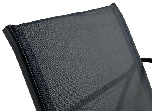 Set pentru terasă - negru [2]