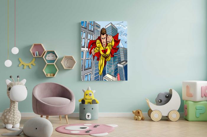 Tablou Canvas Copii - Superman 1