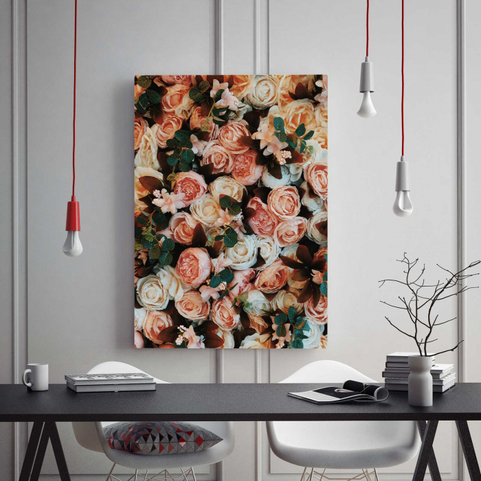 Tablou Canvas - Savage Roses 1