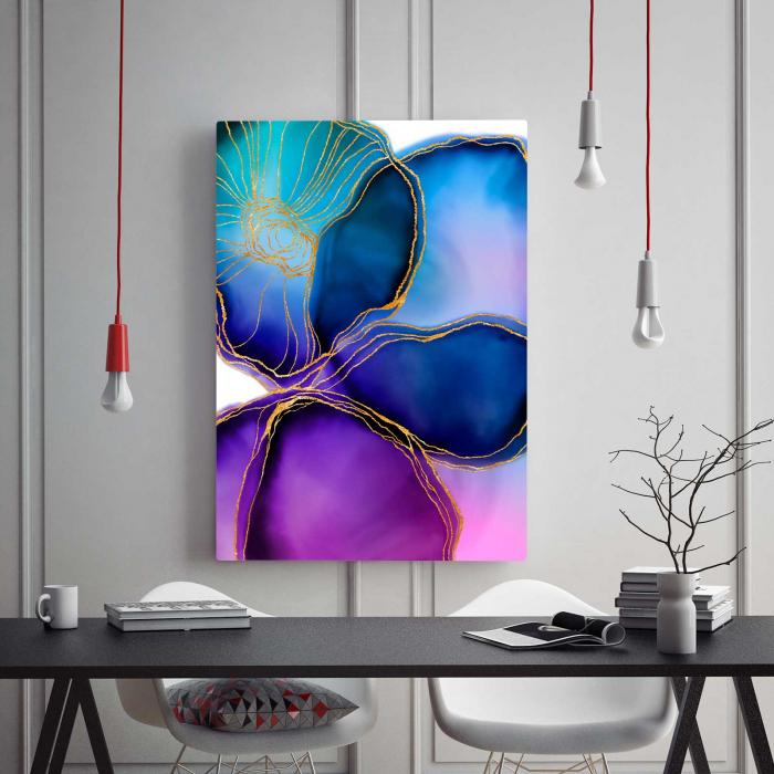 Tablou Canvas - Elegant Lines 1