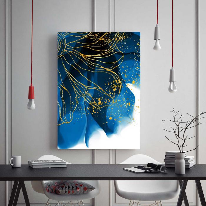 Tablou Canvas - Elegant Lines 3 1