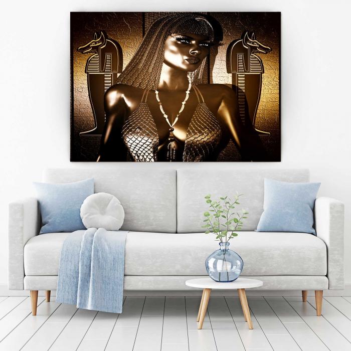 Tablou Canvas - Modern Nefertiti 1