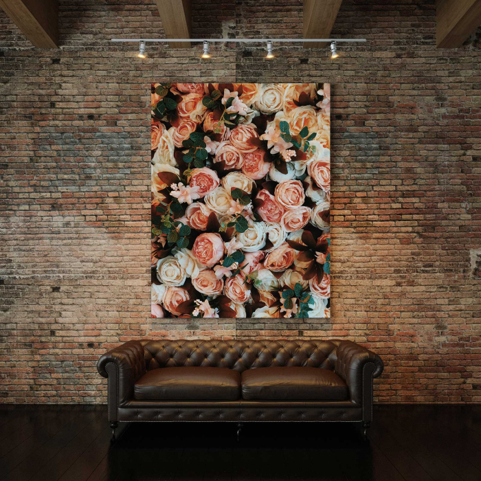 Tablou Canvas - Savage Roses 2
