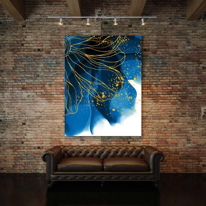 Tablou Canvas - Elegant Lines 3 2