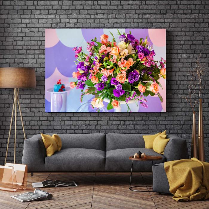 Tablou Canvas Floral Bloom 2