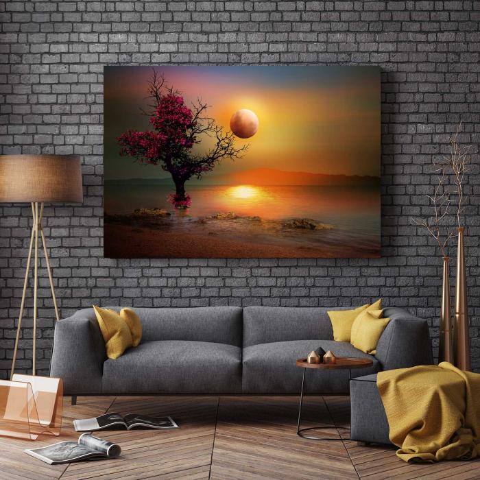 Tablou Canvas - Moonlight Dream 2