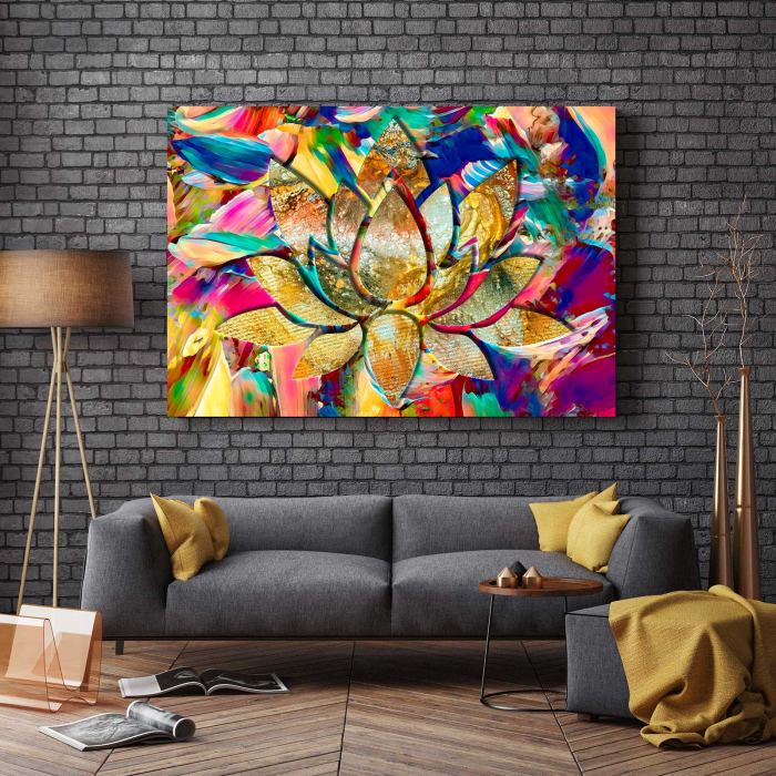 Tablou Canvas - Meditation 2