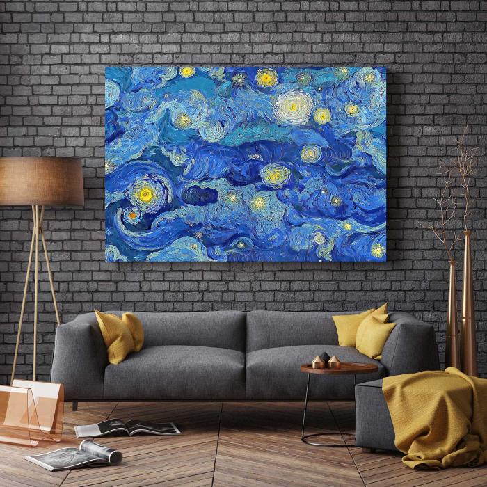 Tablou Canvas -  Night Impression 2