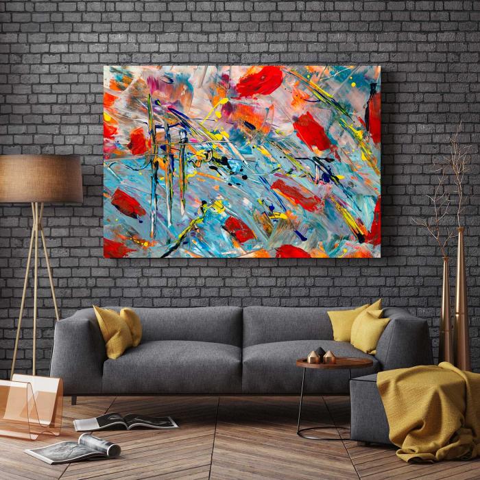 Tablou Canvas - Amazing Art Idea 2