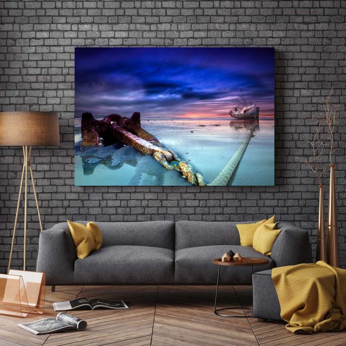 Tablou Canvas - Anchor 2