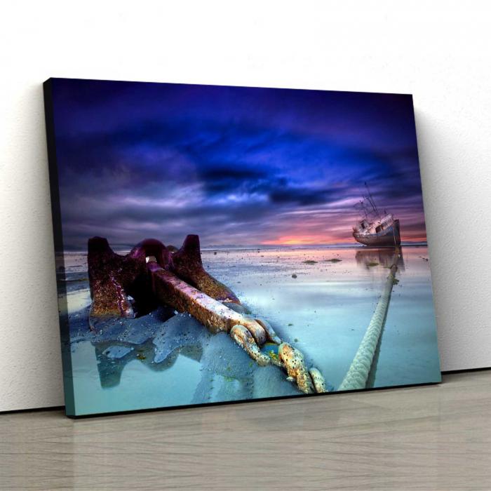 Tablou Canvas - Anchor 0