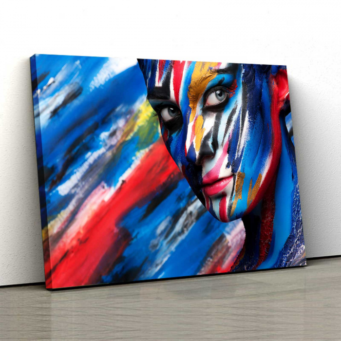 Tablou Canvas - Art Girl [0]