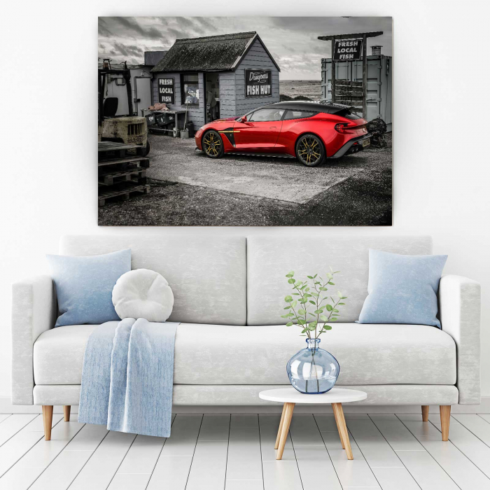 Tablou Canvas - Aston Martin [1]