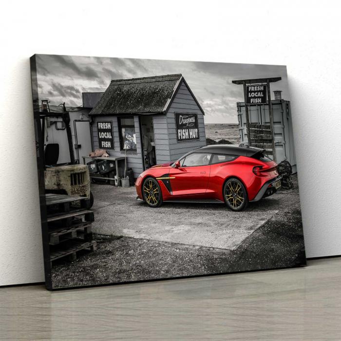 Tablou Canvas - Aston Martin [0]
