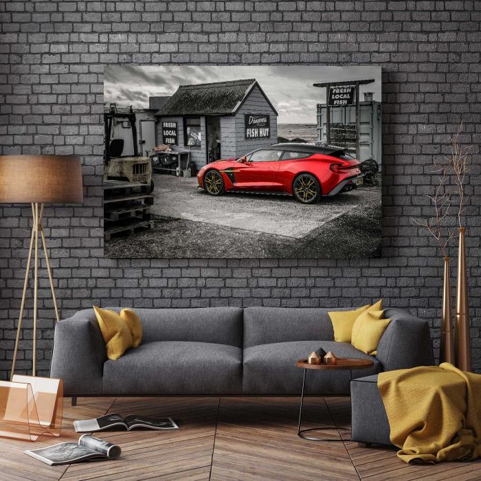 Tablou Canvas - Aston Martin [2]