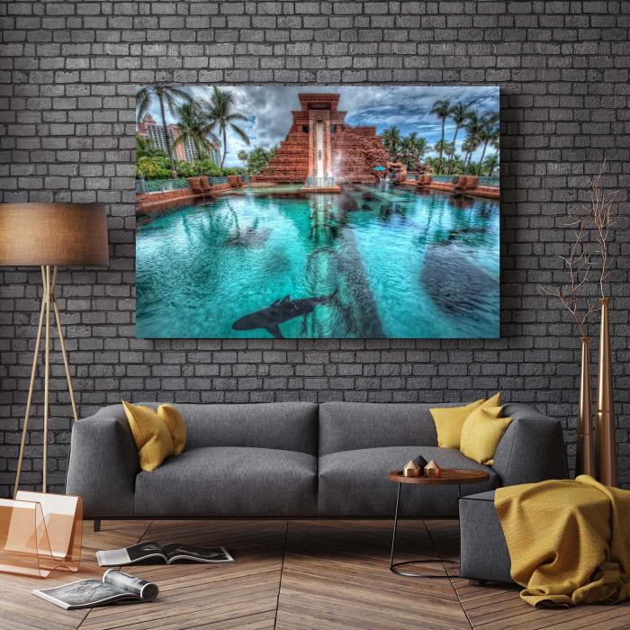 Tablou canvas bahamas [2]