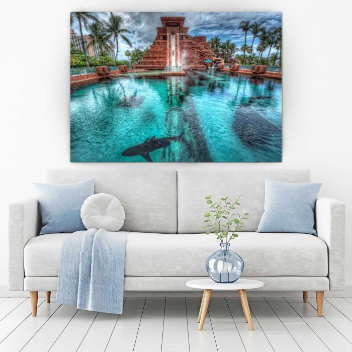 Tablou canvas bahamas [1]