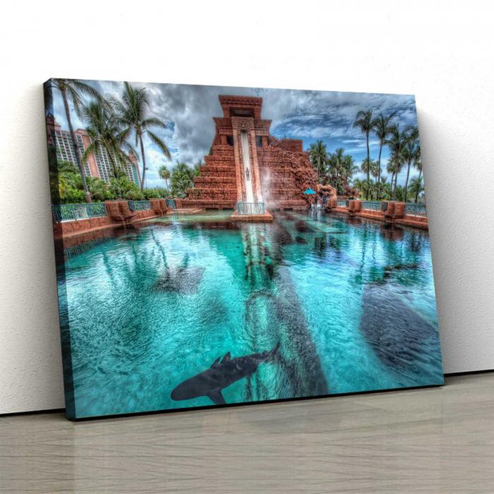 Tablou canvas bahamas [0]