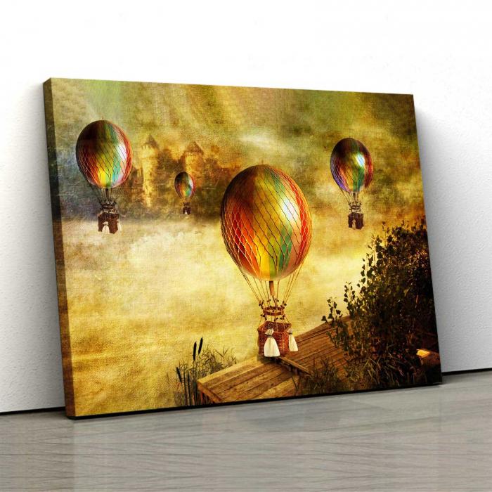 Tablou Canvas - Baloons [0]