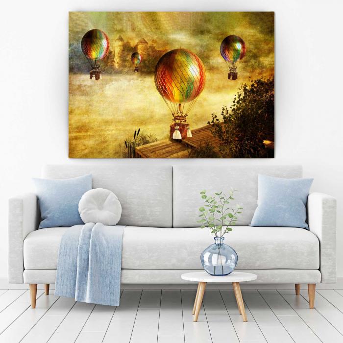Tablou Canvas - Baloons [1]