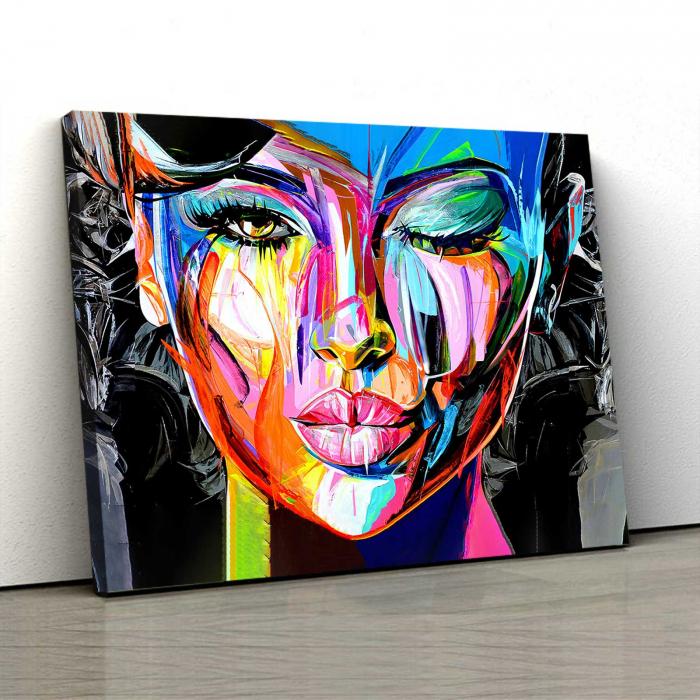 Tablou Canvas - Be Wild 0