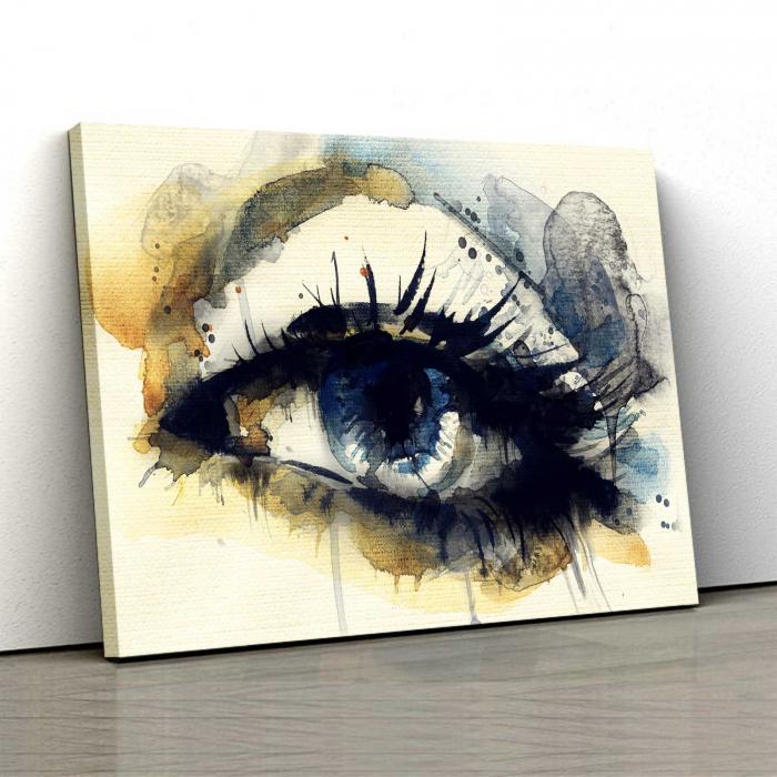 Tablou Canvas - Blue Eye [0]