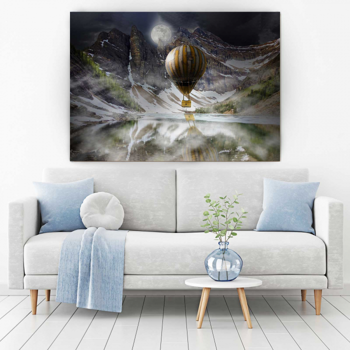 Tablou Canvas - Blue Mountain 1