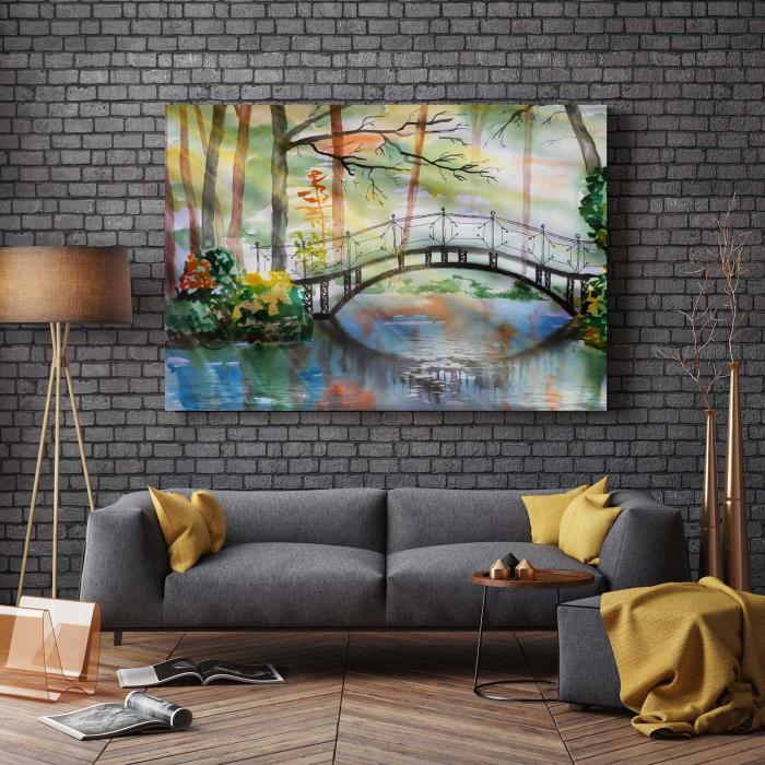 Tablou Canvas - Bridge 2