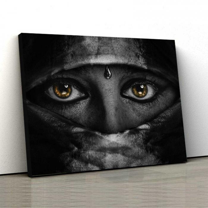 Tablou Canvas - Cat Eyes 0